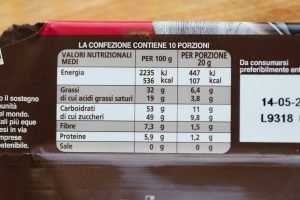 mousse al cioccolato all'acqua step-1