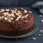 cheesecake al cioccolato gianduia 2