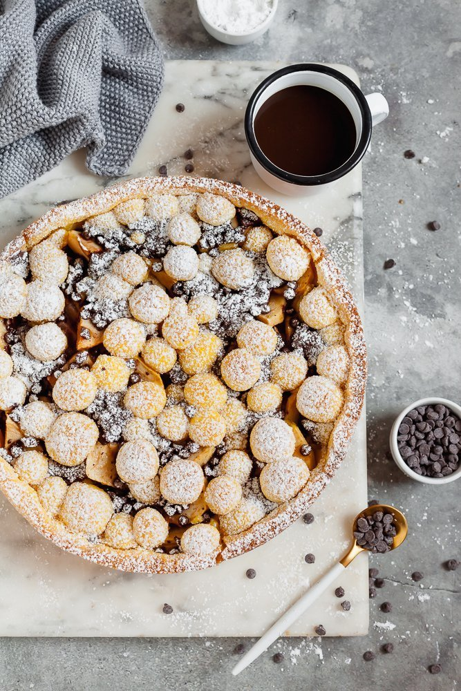crostata cioccolato e pere-3