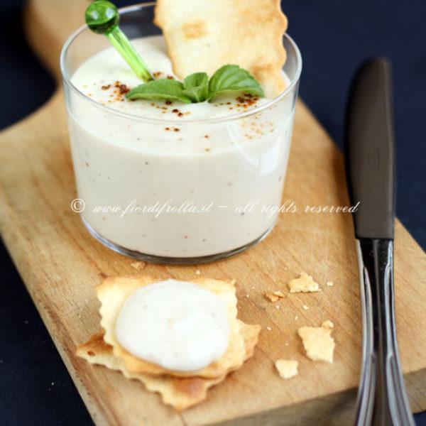 Hummus express ai fagioli cannellini