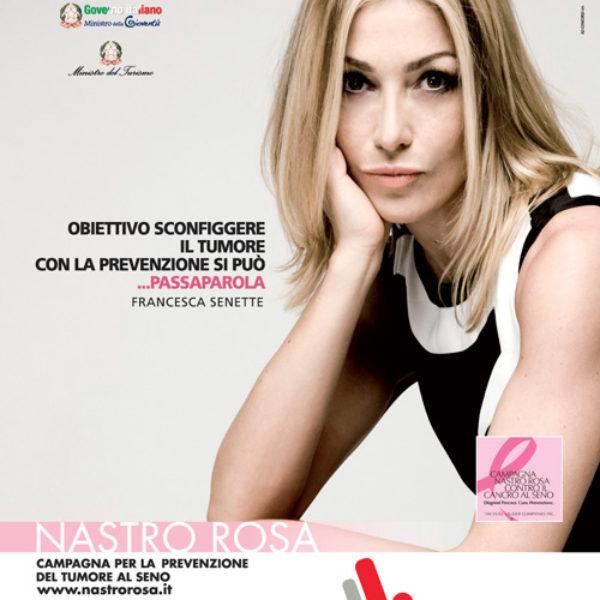 Pink vanilla cupcakes per la Campagna Nastro Rosa 2010