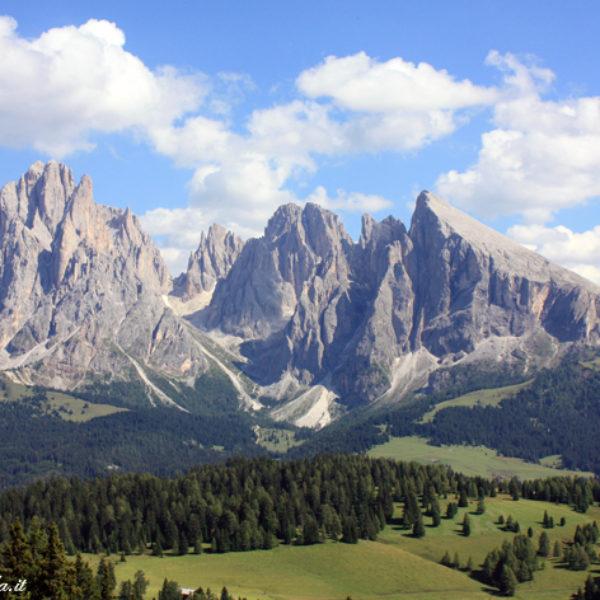 Di castelli, montagne, pascoli e… Alto Adige.