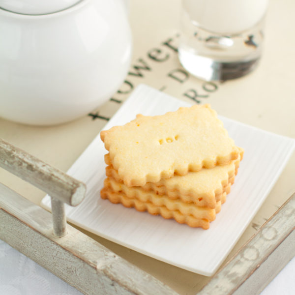 Biscotti allo zenzero e mandarino. Tips & tricks #2.