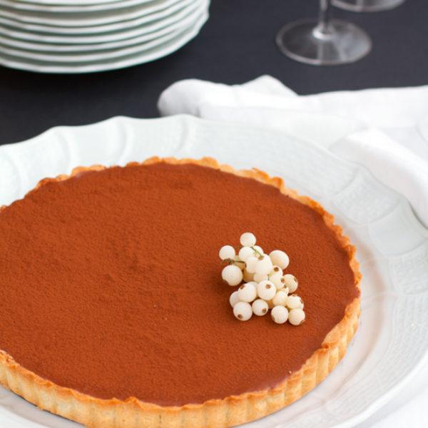 Torta mousse di cioccolato e una novità