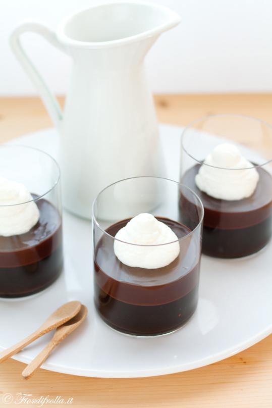 Bicchierini all'espresso e Marsala