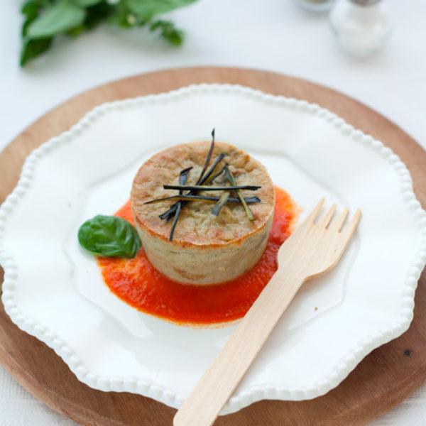 Sformatini di melanzane, my way