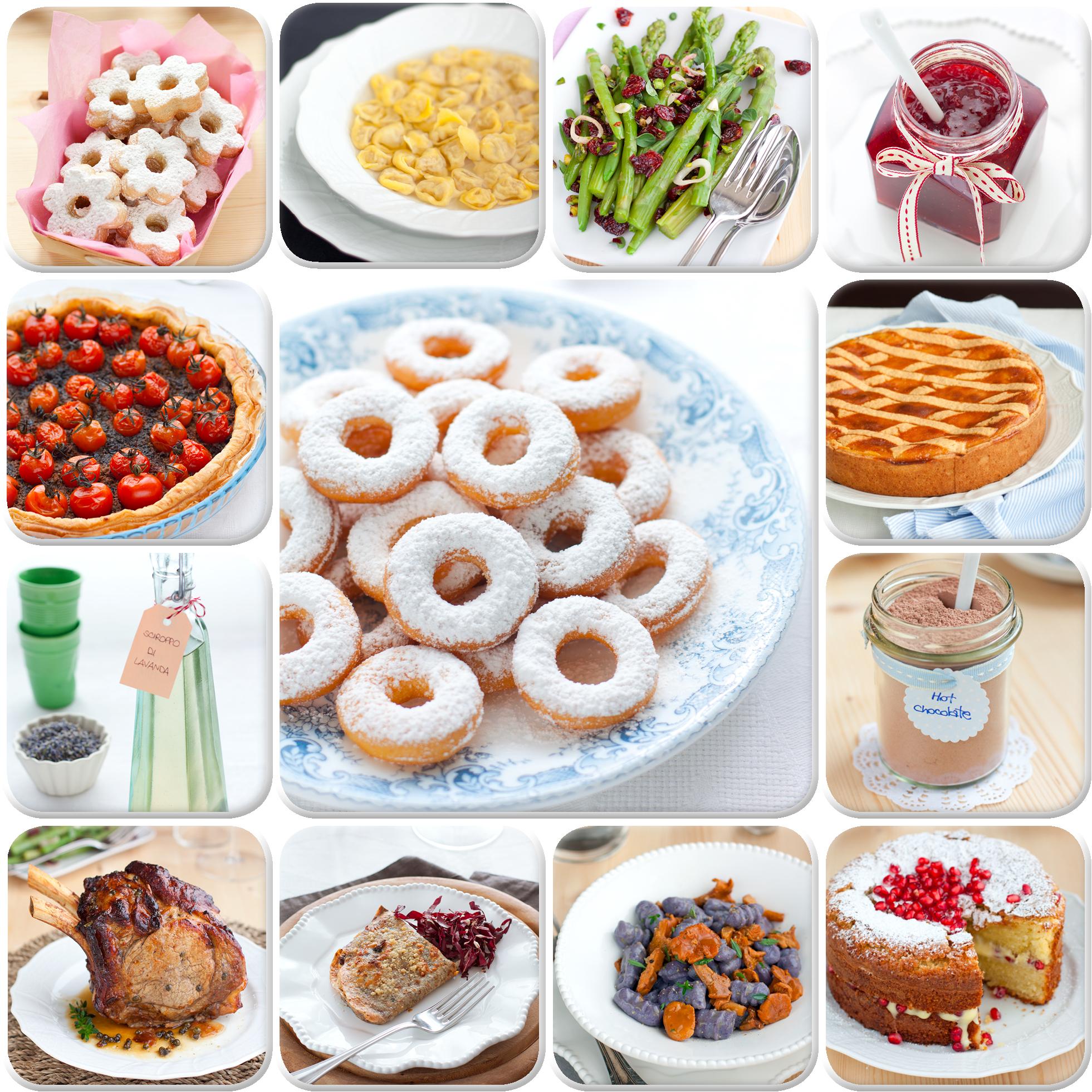Le 13 ricette del mio 2012