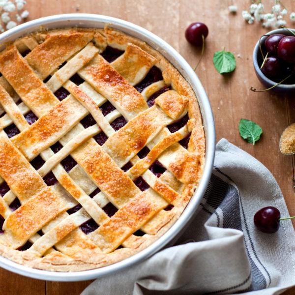 cherry pie alla cannella 4