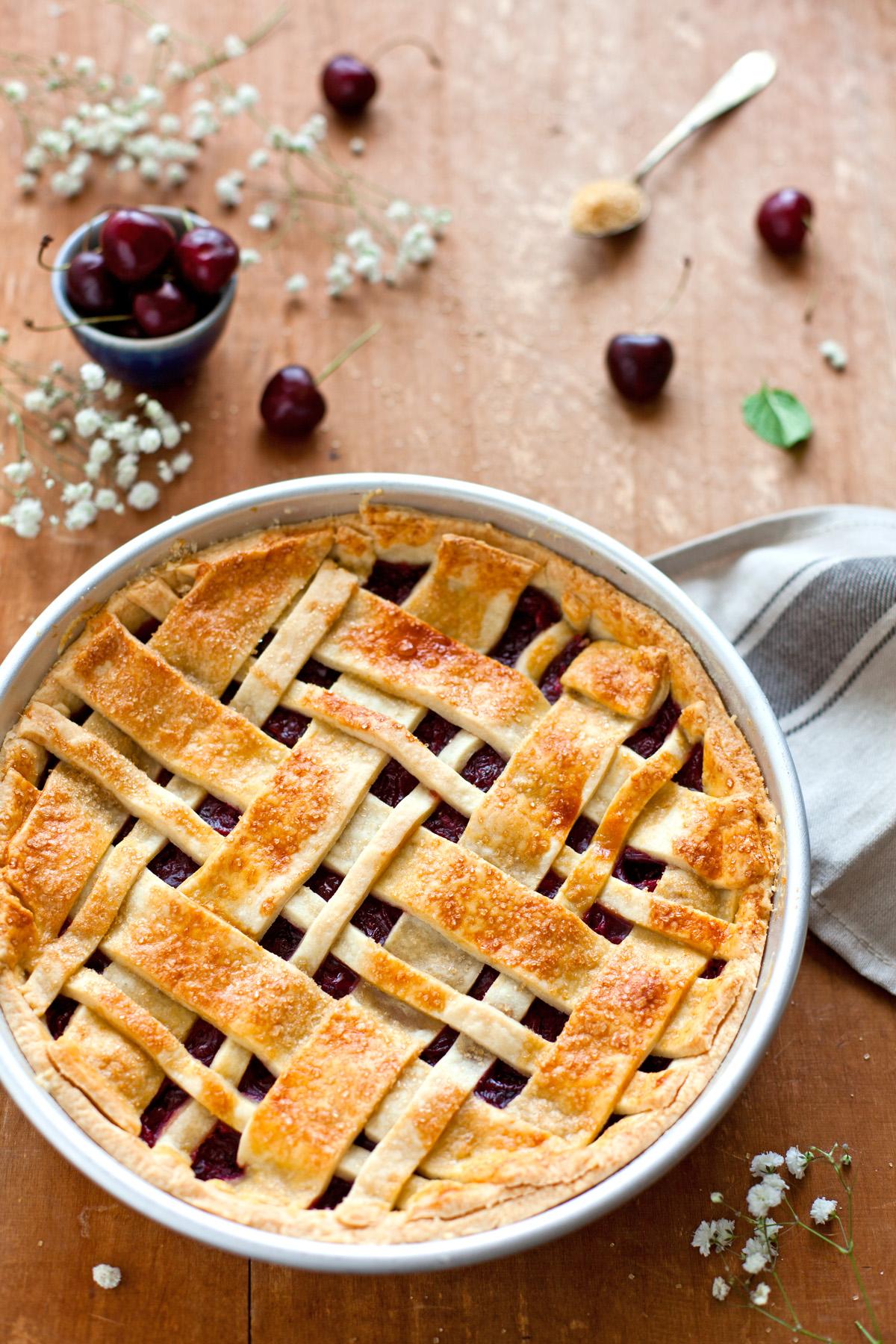 cherry pie alla cannella 3