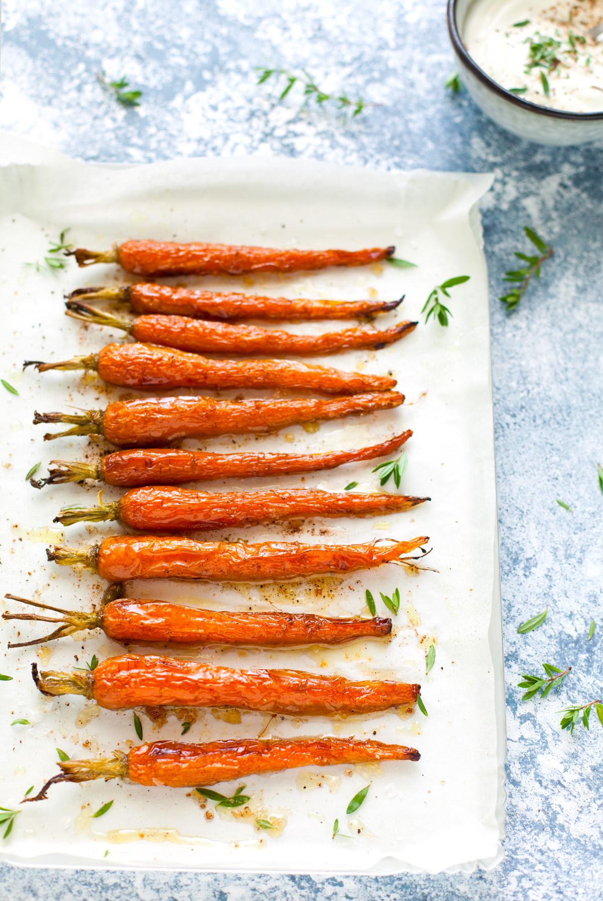 carote al forno 1