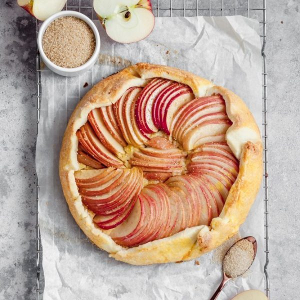 torta rustica di mele-2