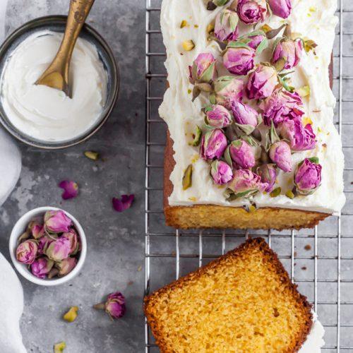 Plum cake al cioccolato bianco -1