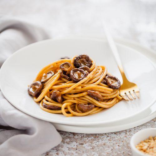spaghettoni crema di miso-2