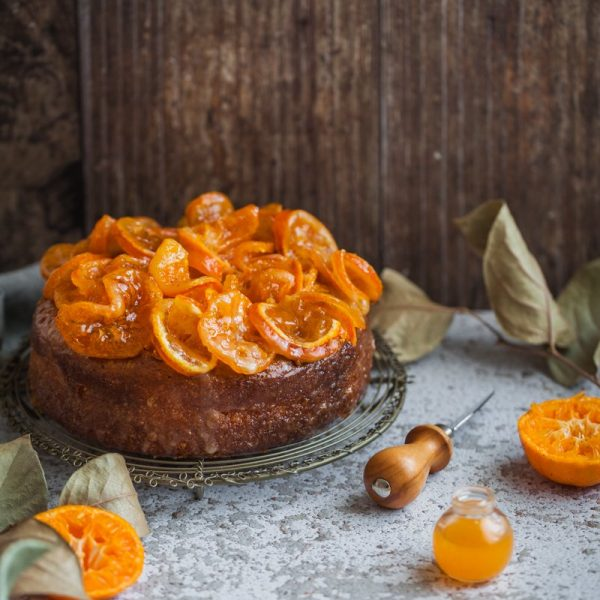 torta mantovana al mandarino-1