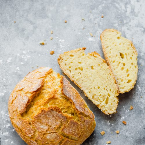 pane senza impasto-4