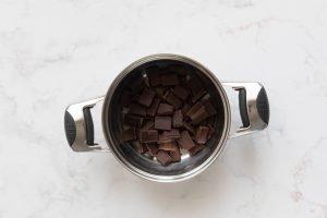 mousse al cioccolato all'acqua step-2