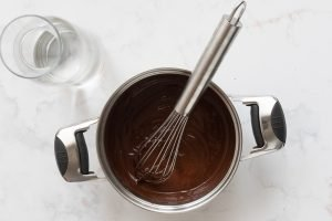mousse al cioccolato all'acqua step-3