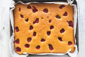 torta di lamponi step-6