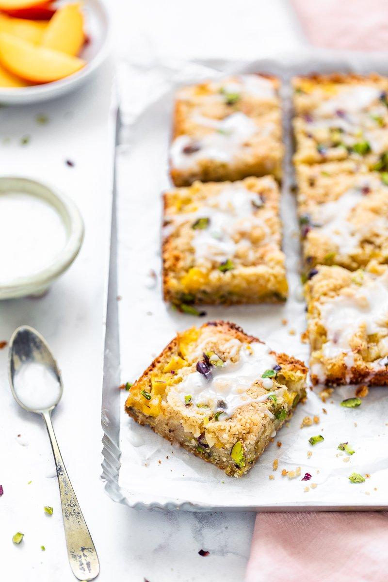 torta di pesche fresche-2