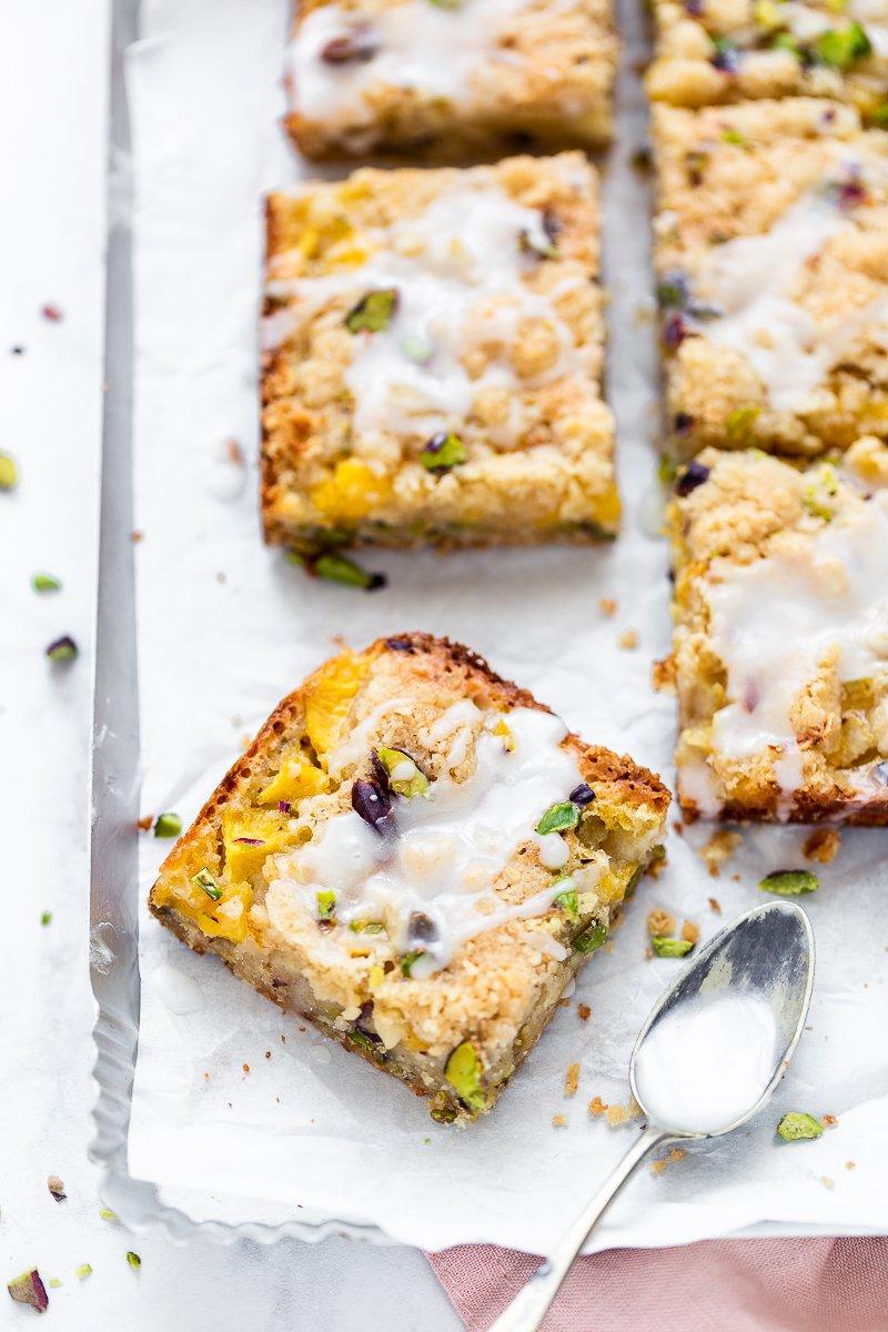 torta di pesche fresche-3