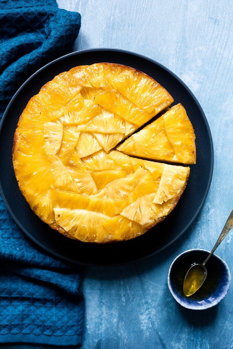 torta rovesciata all'ananas-2
